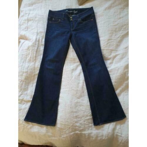 American Eagle Bootcut jeans maat 40